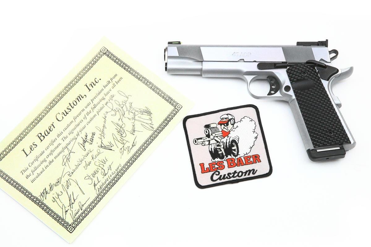 Les Baer Custom - Hemi 572 .45ACP