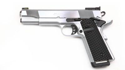 LLes Baer Custom Hemi 572 1911 45ACP