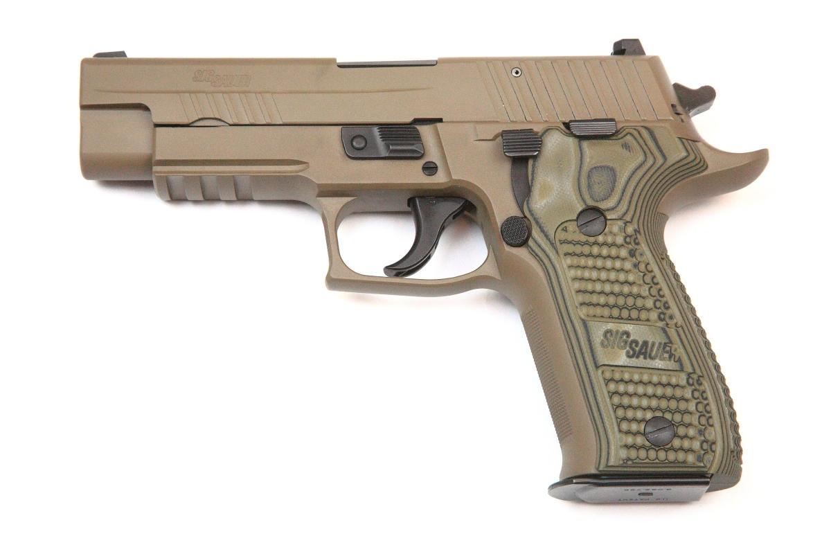 Sig Sauer P226 Scorpion 9x19mm