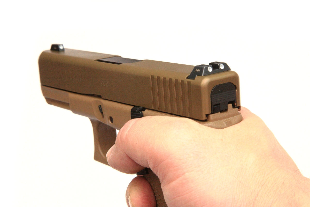 Glock 19X - Gen5, 9x19mm - AWM