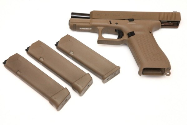 Glock 19X - Gen5, 9x19mm
