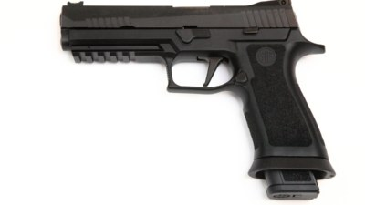 Sig Sauer P320 X-Five Full-Size 9x19mm