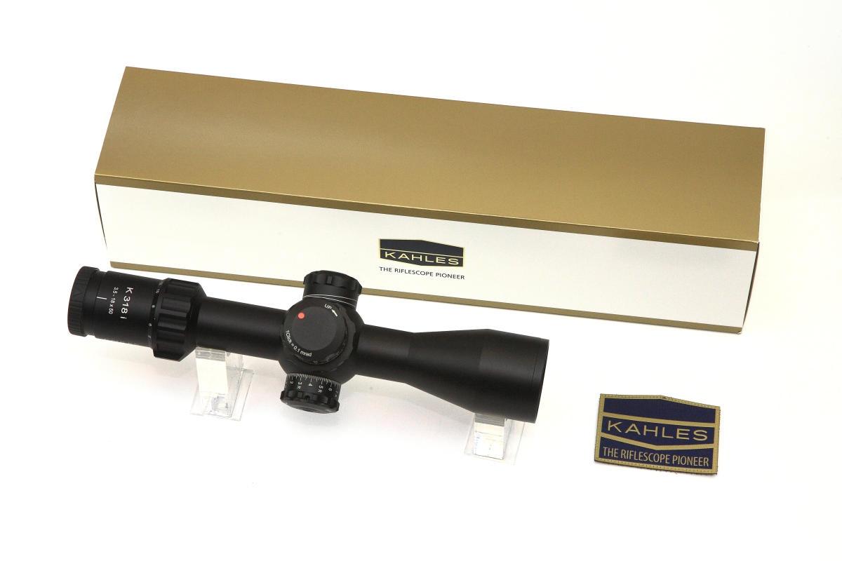 Kahles K 318i, 3,5-18x50i