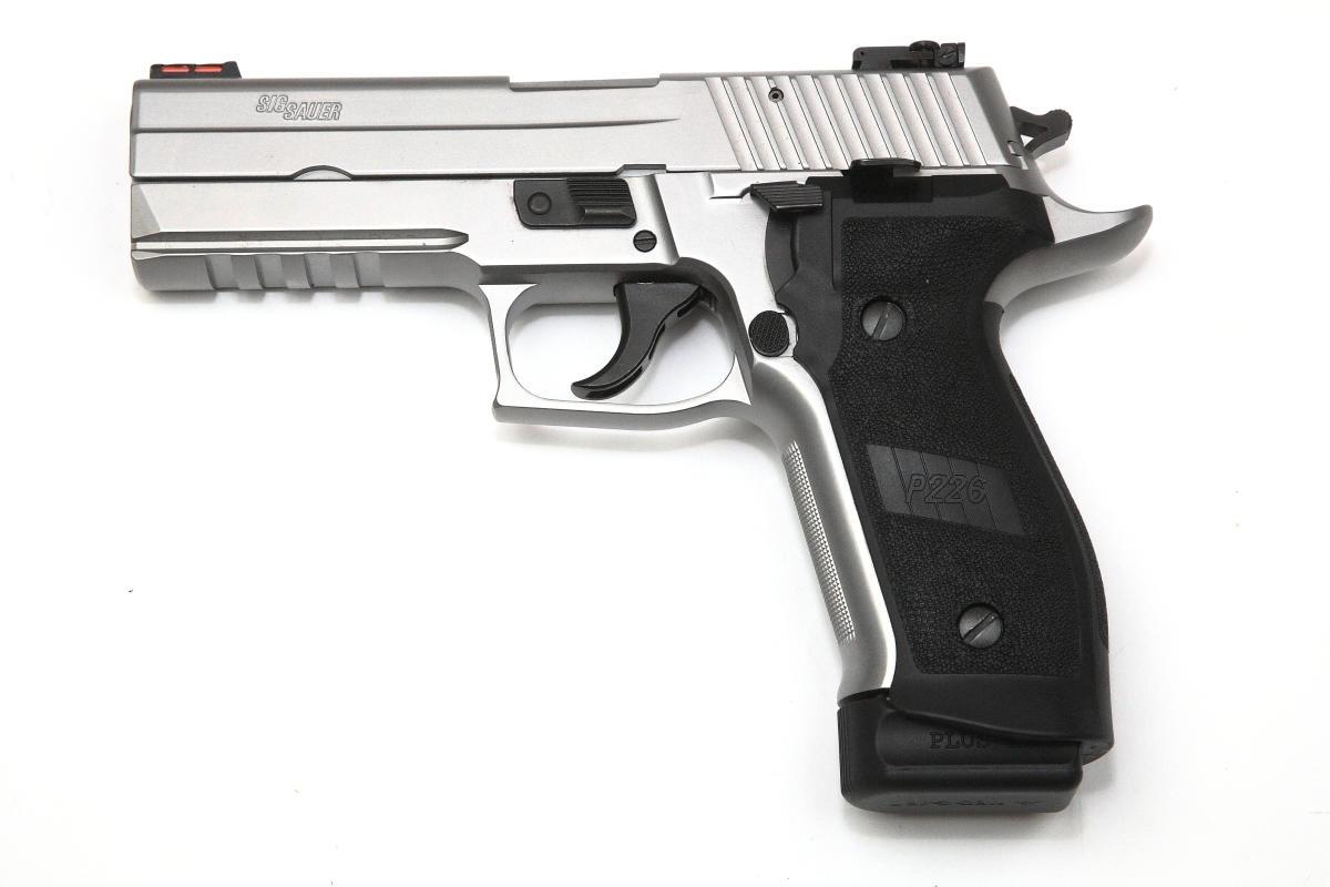Sig Sauer P226 LDC II Tacops silver