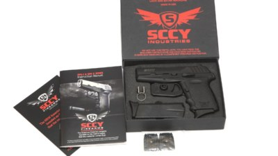 SCCY - CPX-2, 9x19mm