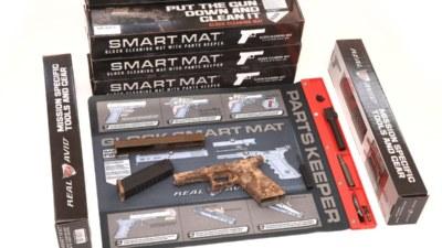 Real Avid Smart Mat Glock, Range Station