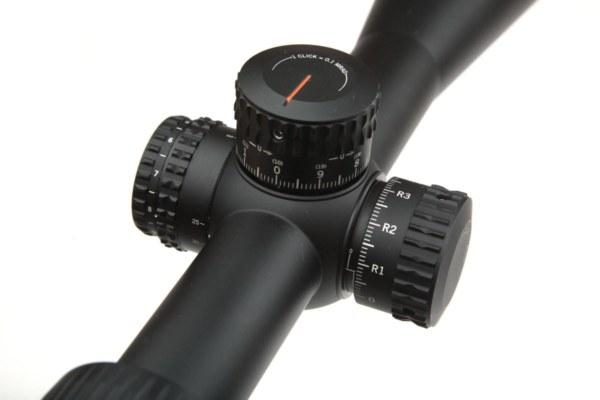 Viper PST GenII 5-25x50 FFP