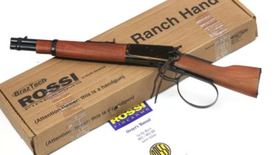 Rossi 1892 Ranch Hand .45 LC - Mares Leg