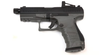 Walther PPQ M2 Q4 TAC Combo 9x19mm