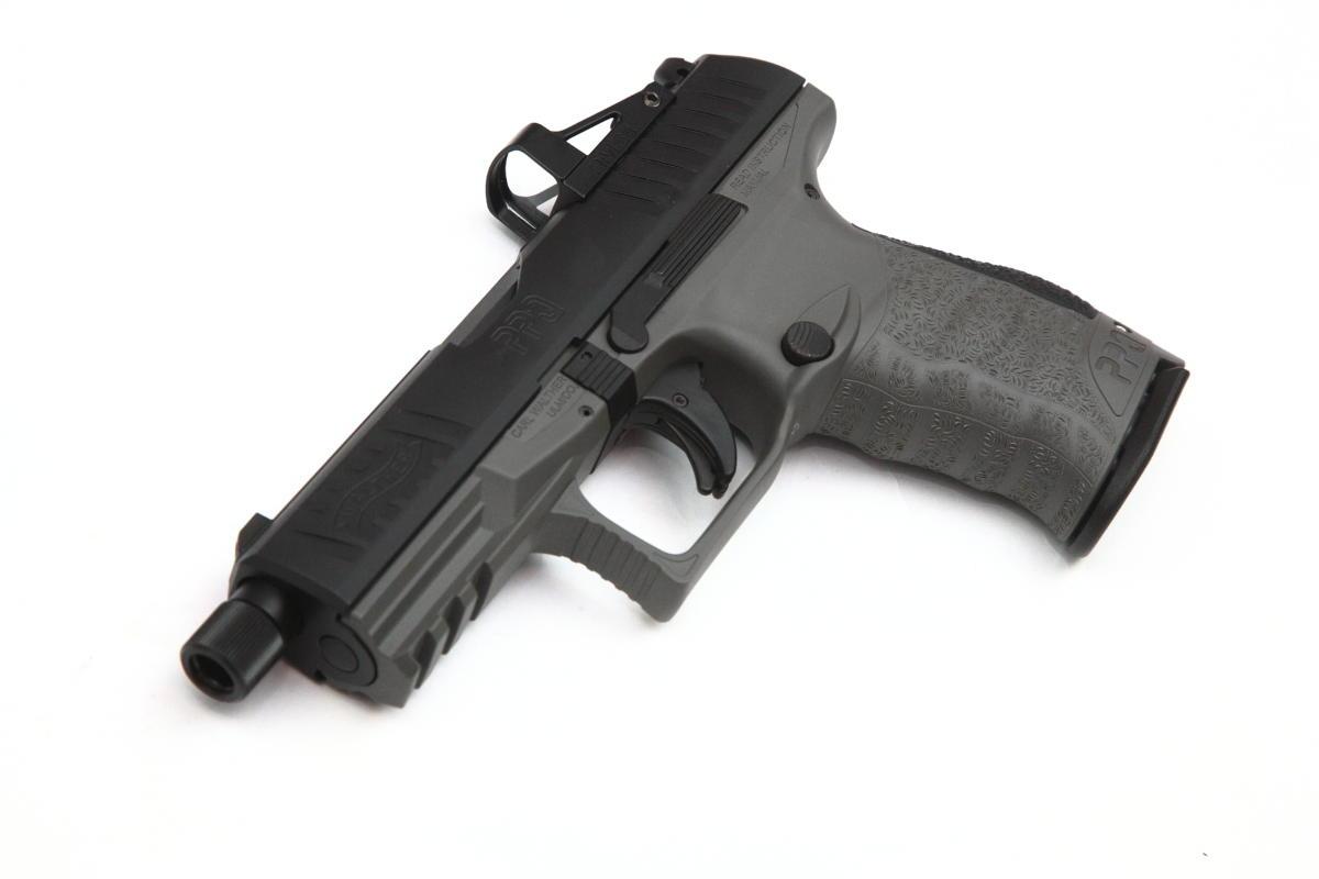Walther PPQ M2 Q4 TAC Combo 9x19mm