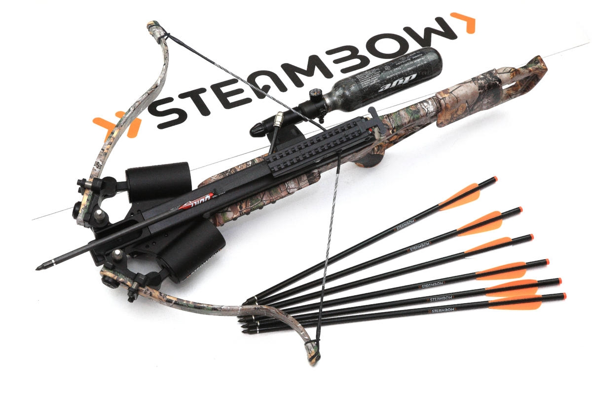 Steambow Armbrust Excalibur MICRO 355