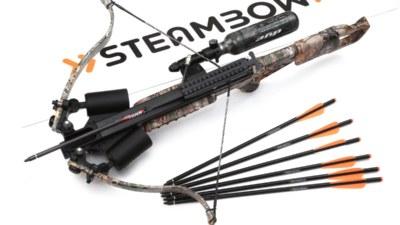 Steambow Armbrust Pressluft