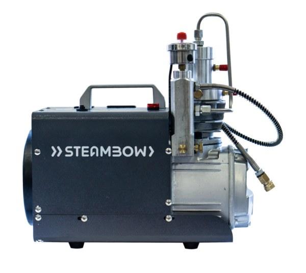 Steambow Kompressor