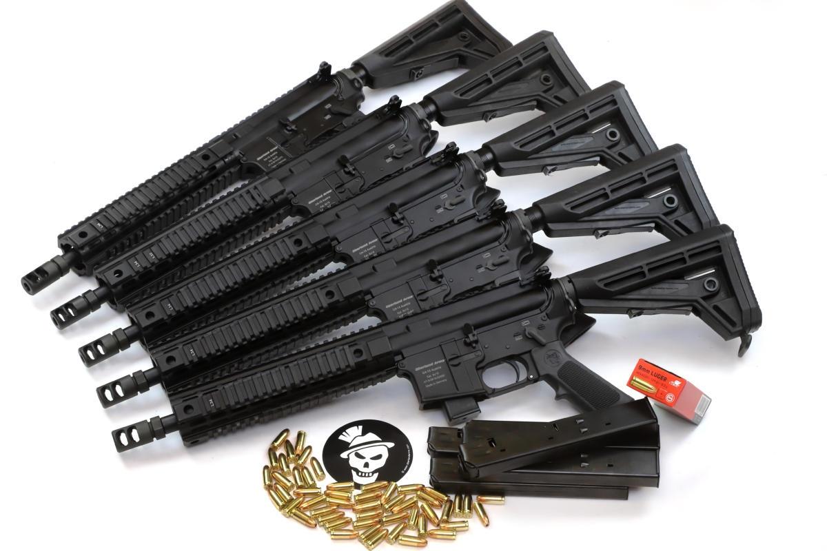Oberland Arms OA-15 Kaliber 9x19mm