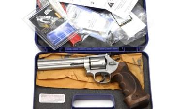 Smith&Wesson 686 Target Champion PLUS