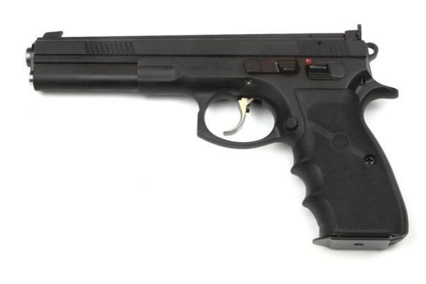 CZ 75 Sport II DA