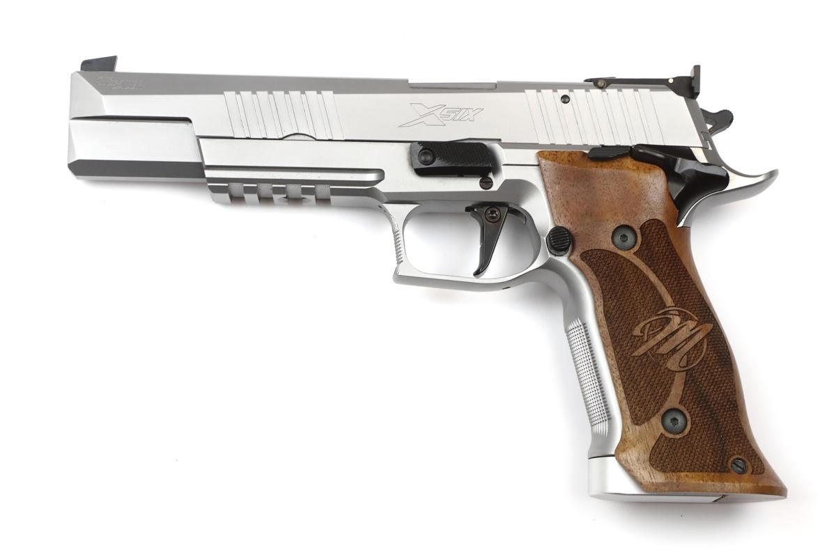 Sig Sauer Mastershop P226 X-Six PPC