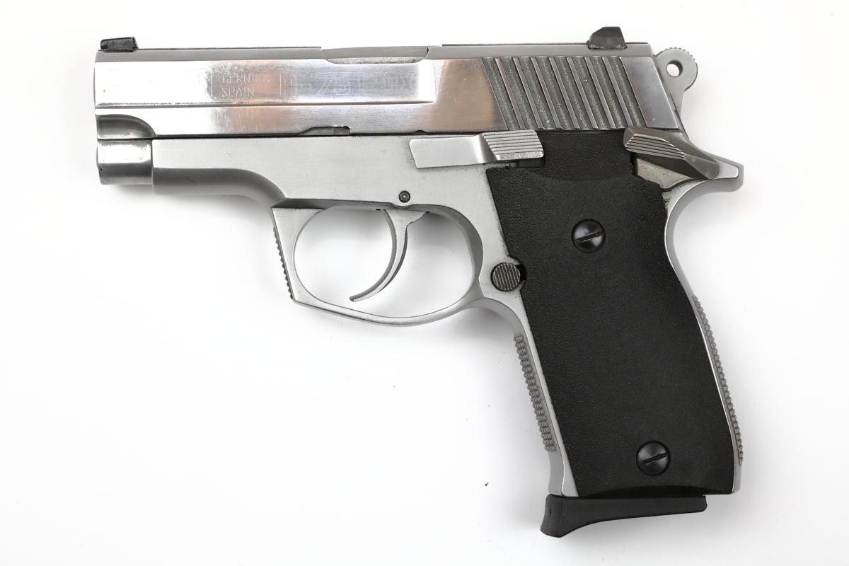 Astra A-75 Inox - 9x19mm - gebraucht