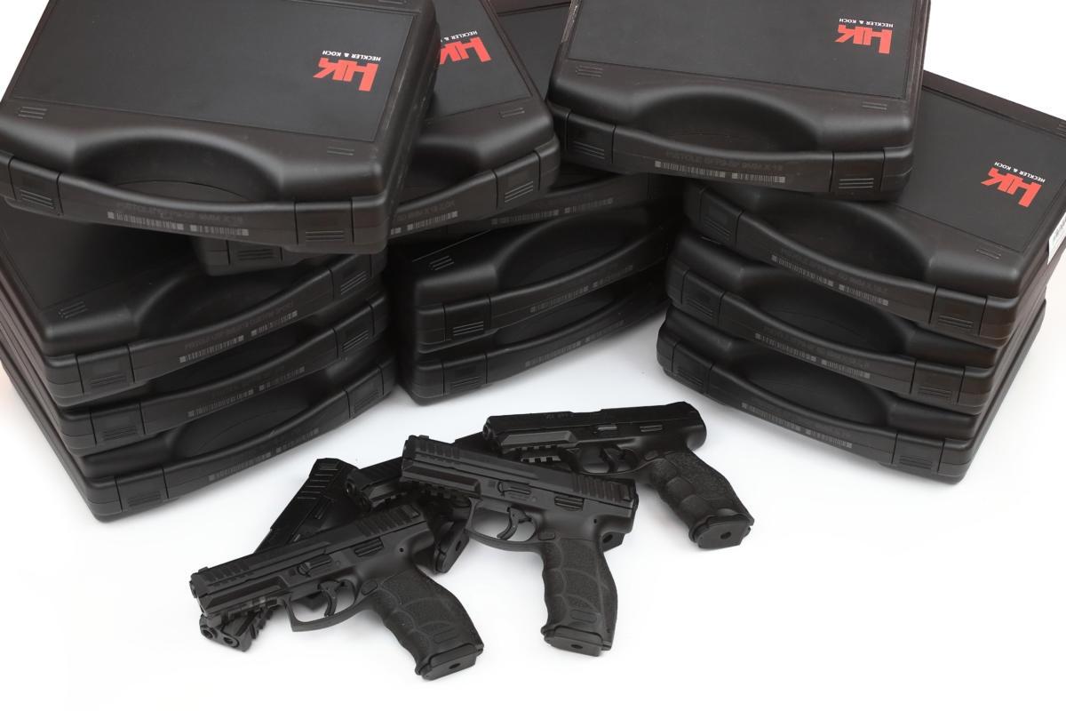 Heckler&Koch SFP9-SF PB - Push Button