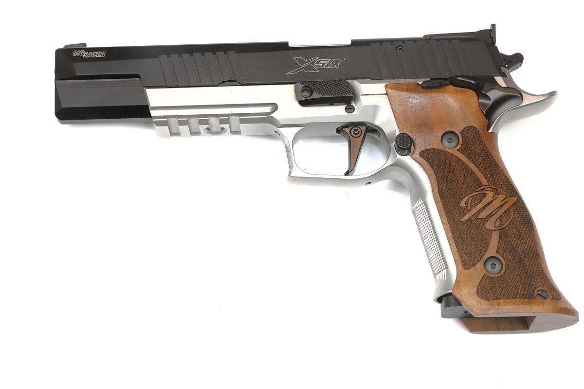 Sig Sauer P226 X-Five, X-Six Wechselsystem Kaliber .22lr