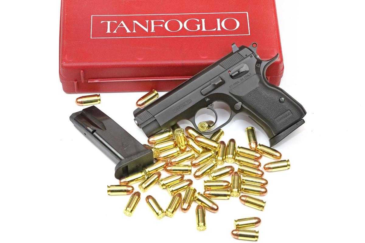 Tanfoglio P45 compact B - gebraucht
