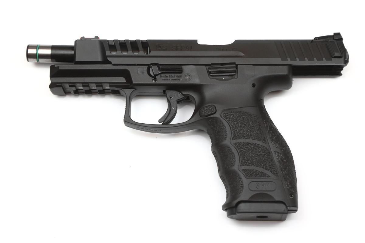 Heckler & Koch SFP9 L - Long-Slide - PB