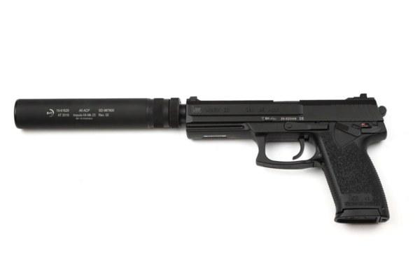 B&T Schalldämpfer Heckler Koch HK Mark 23 45ACP