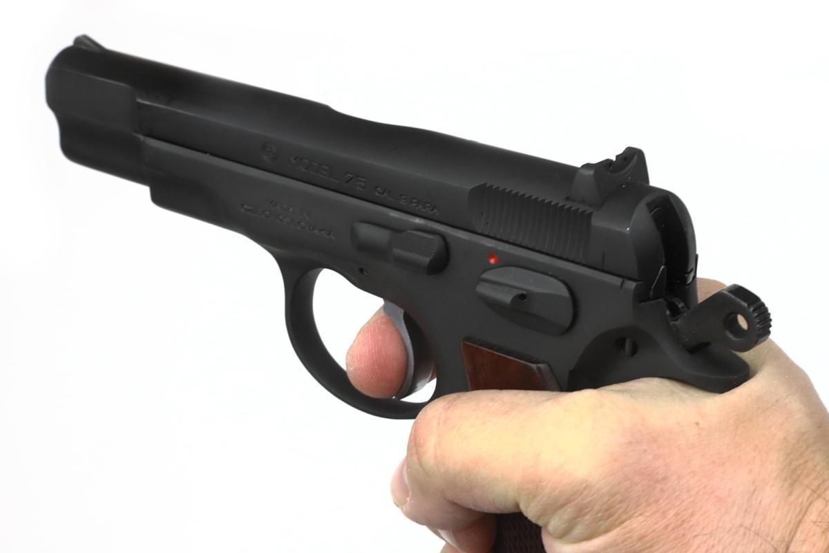 CZ 75 9x19mm - gebraucht