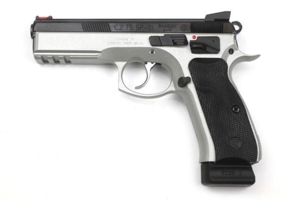 CZ 75 SP-01 Shadow duotone 9x19mm