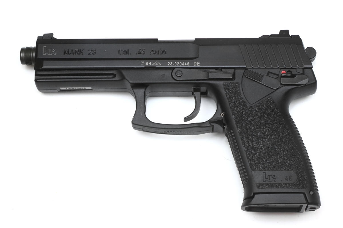 Heckler&Koch Mark 23 .45ACP