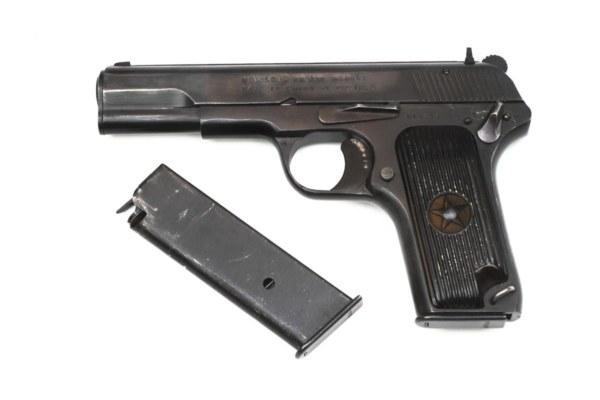 Tokarew TT-33 7,62x25mm