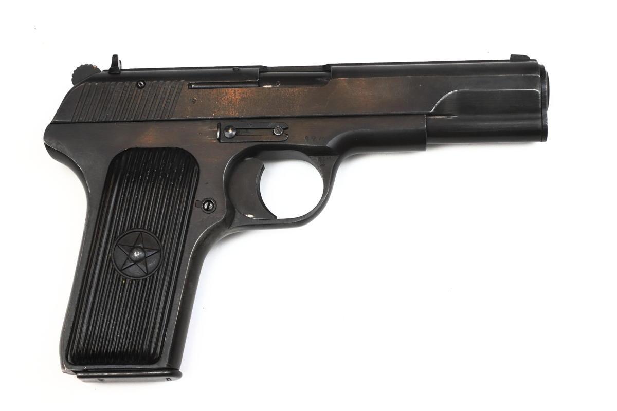 Norinco Model 213 9x19mm - Tokarev Clone