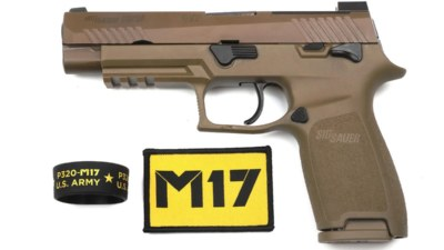 Sig Sauer P320 M17 US-Army