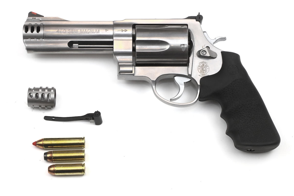 Smith&Wesson S&W 460V Revolver
