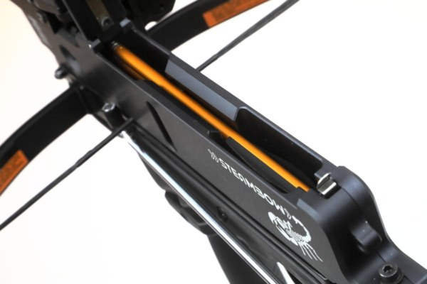 Steambow Stinger - Black Scorpion - 6 Schuss Laser Armbrust - Magnum