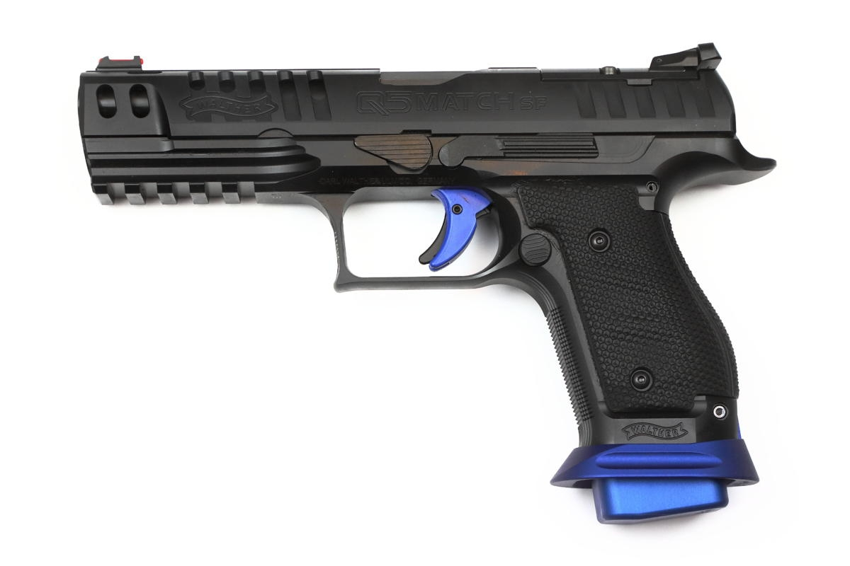 Walther Q5 Match SF Champion