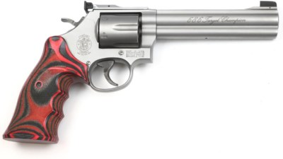 Smith Wesson 686 Target Champion PLUS Red Devil