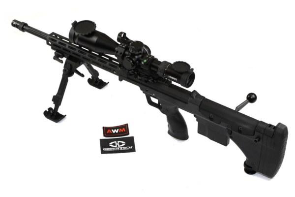 DesertTech SRS-A2