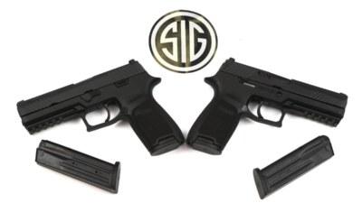 Sig Sauer Pistole P320 Fullsize 45 ACP