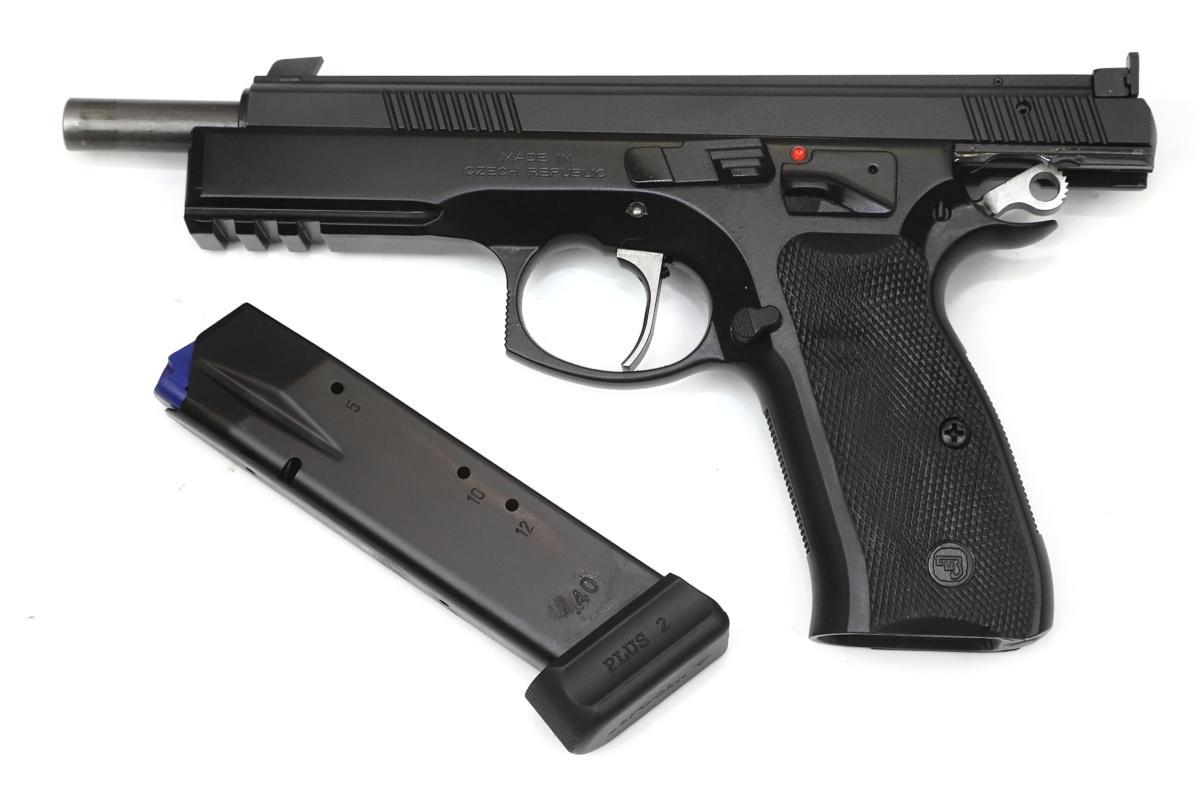 CZ 75 Viper Oschatz SA-Abzug