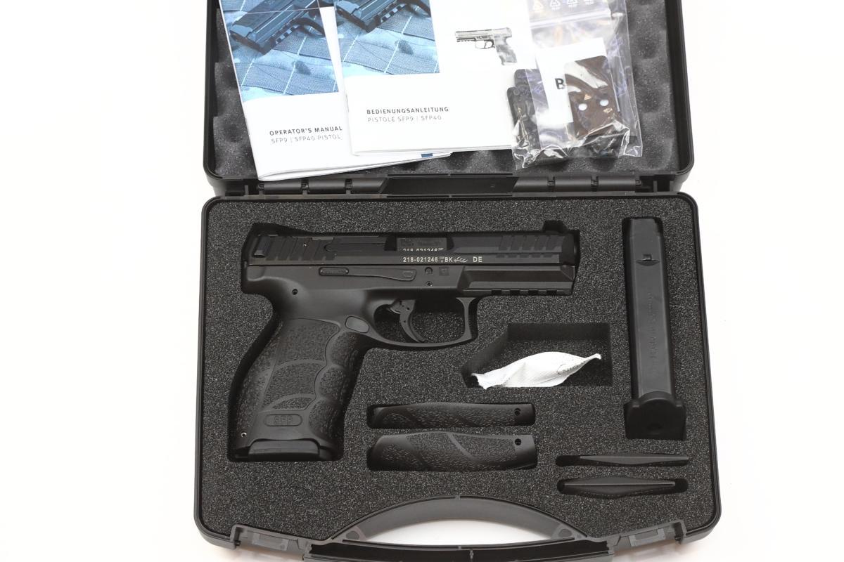 H&K SFP9 Optik Ready