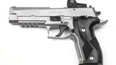 SIG Sauer P226 X-Five Allround Production Optics