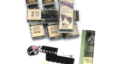 Mesa Tactical SureShell Aluminum Carrier and Rail für Beretta 1301 Tactical