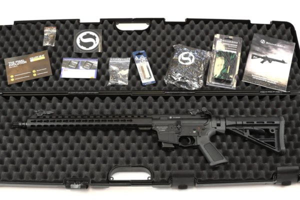 Schmeisser AR15-9 M5F 9mm
