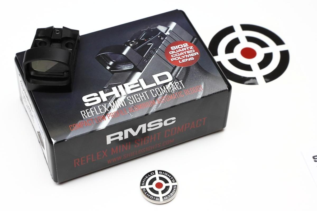 Shield Sights RMS - REFLEX MINI SIGHT