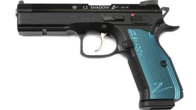 Wechselsystem CZ Shadow II Kadet 22lfb