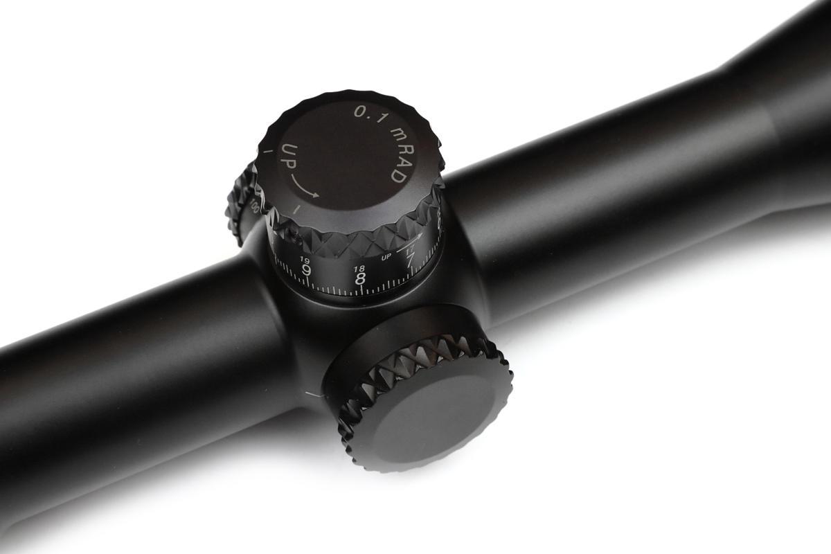 Burris XTR III Riflescope 5,5-30x56mm SCR Mil