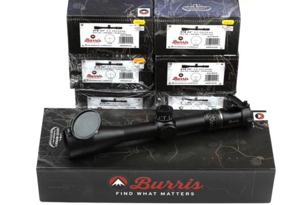 Burris XTR-III Optik 5-25x56 Burris XTR-III Optik 5-25x56 SCR 2 MIL
