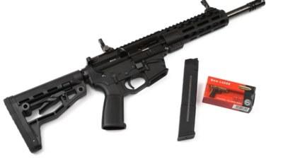 AR-15 9mm Limex
