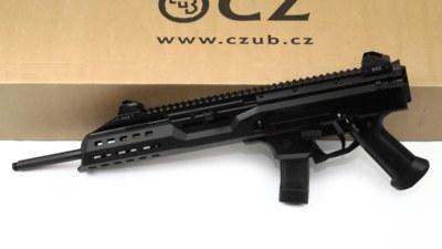 CZ Scorpion Evo3 9x19mm
